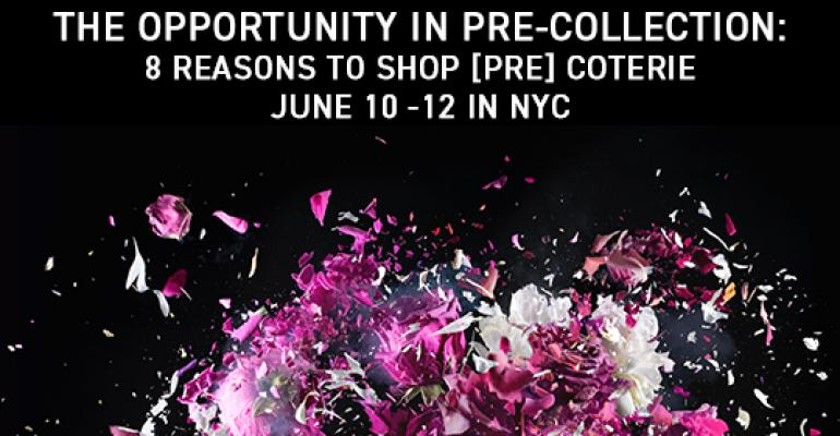 [pre]COTERIE FLOWERS PRE-SPRING PRE-COLLECTION OPPORTUNITY