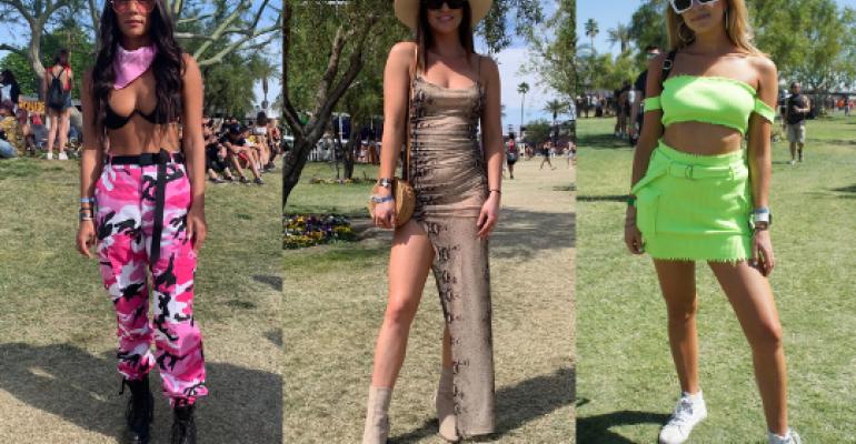 Coachella Festival Style | April 2019