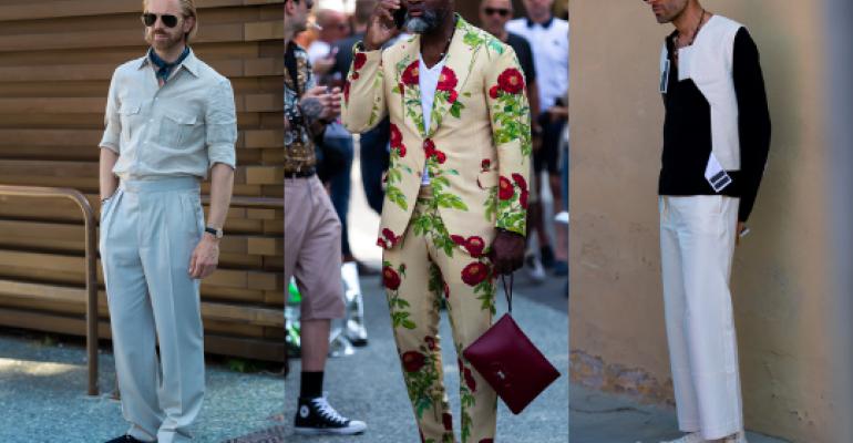Spring/Summer 2020 Street Style: Florence June 2019