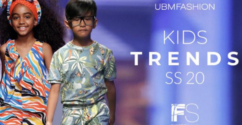 Children's Trend Direction   Spring/Summer 2020