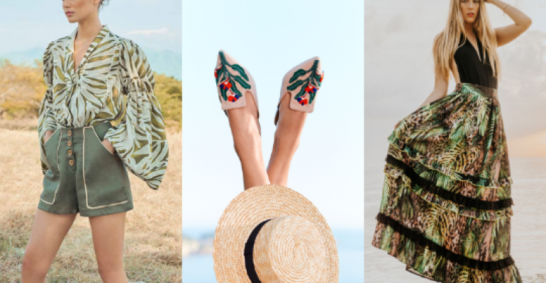 Fashion Snoops Brand Alignment NY WOMEN'S September | Trend: BABYLON